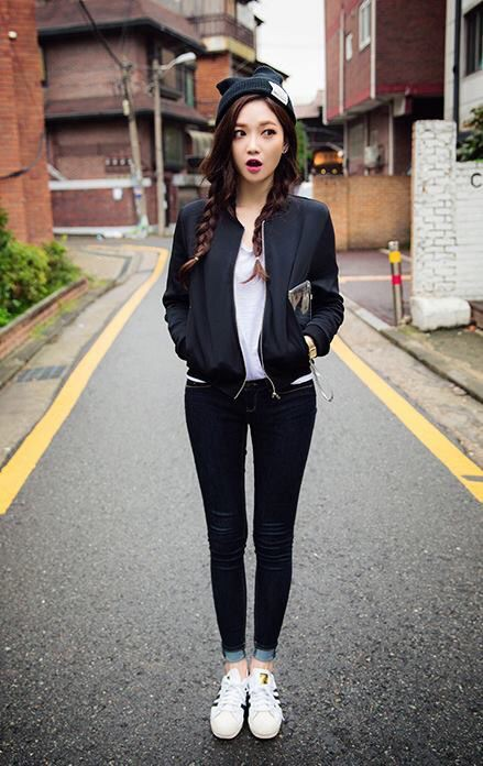 Want these korean girl style, Street fashion