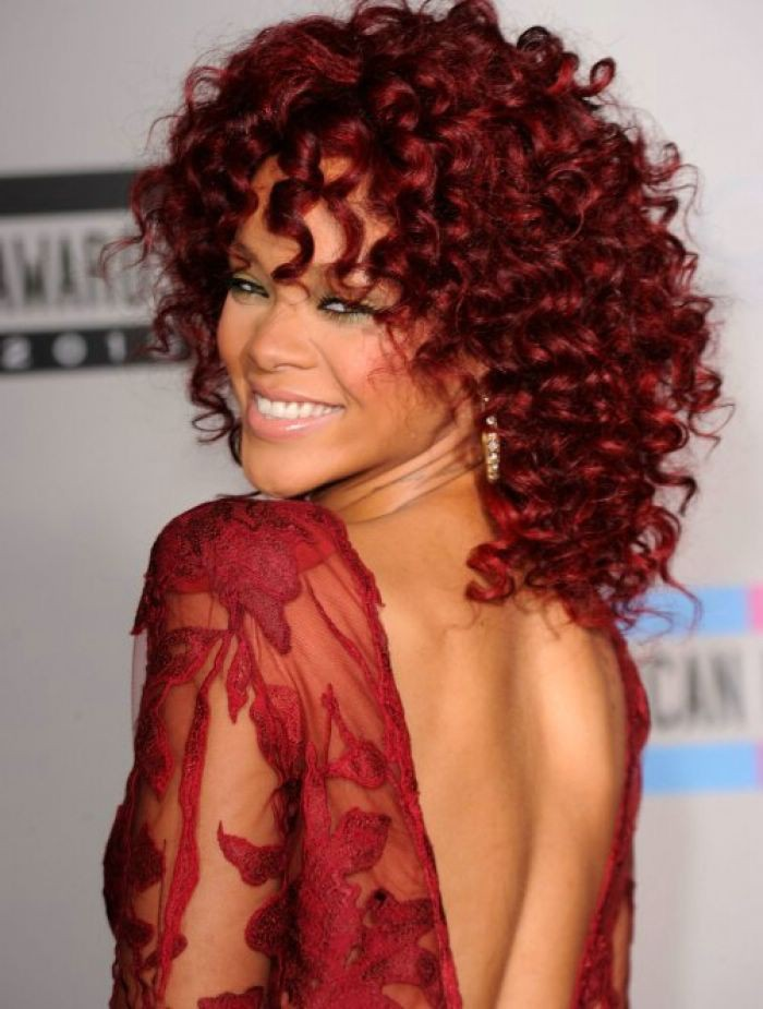 Rihanna american music awards 2010, Microsoft Theater