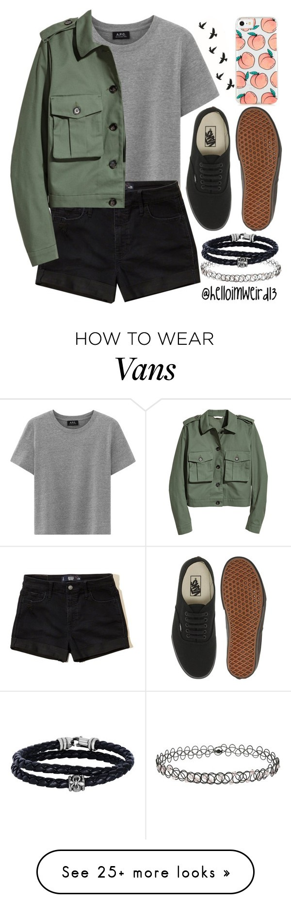 Winters Black Shorts Outfits