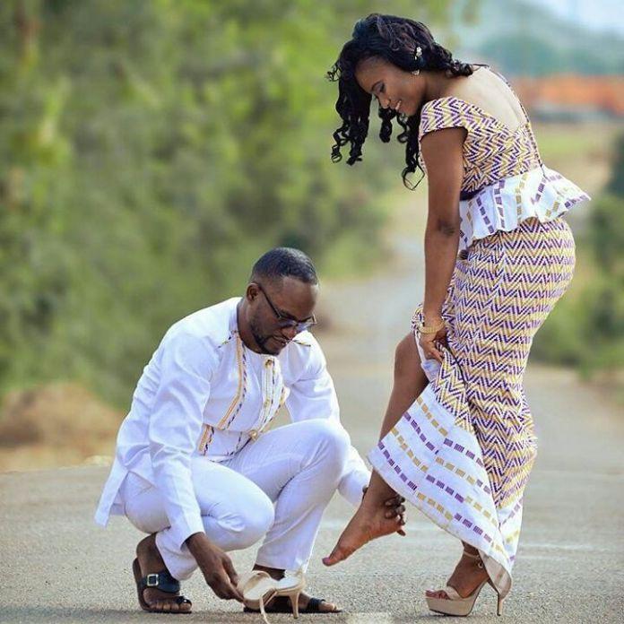 Images of great wedding kente styles, Kente cloth