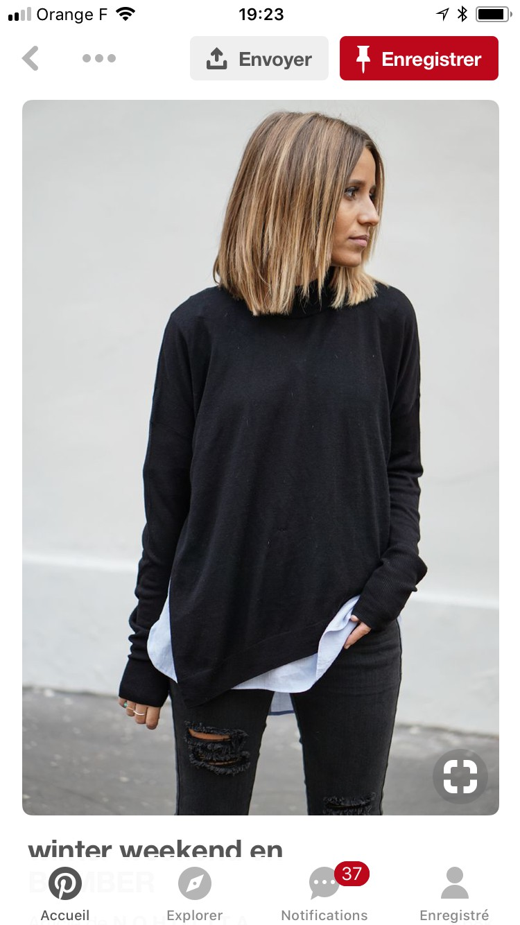 Check out these latest noholita cheveux, Paris Fashion Week