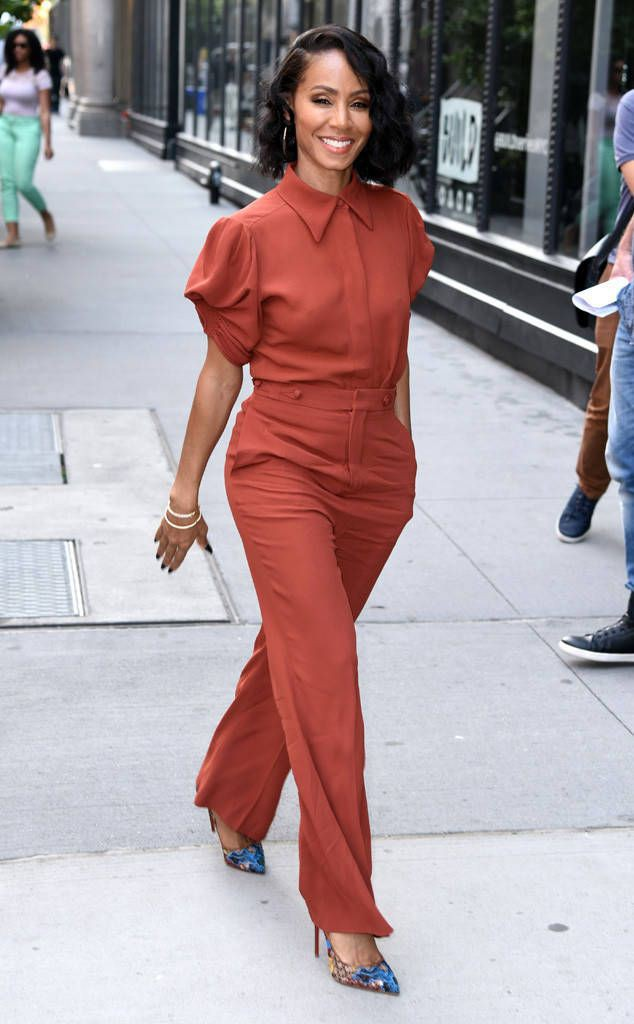 Jada pinkett smith outfits, Casual wear