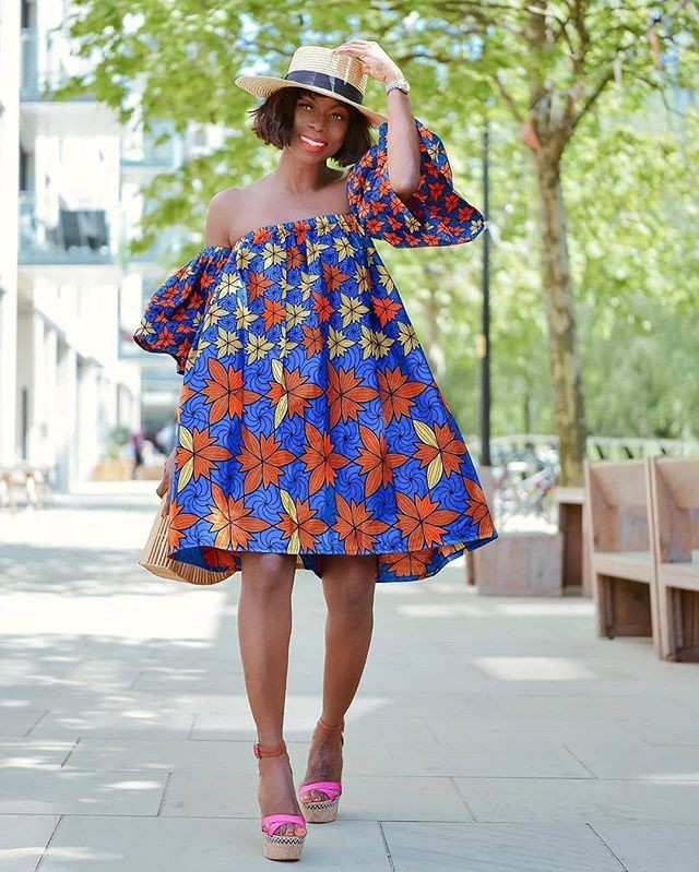 Did you checked these fashion model, African wax prints