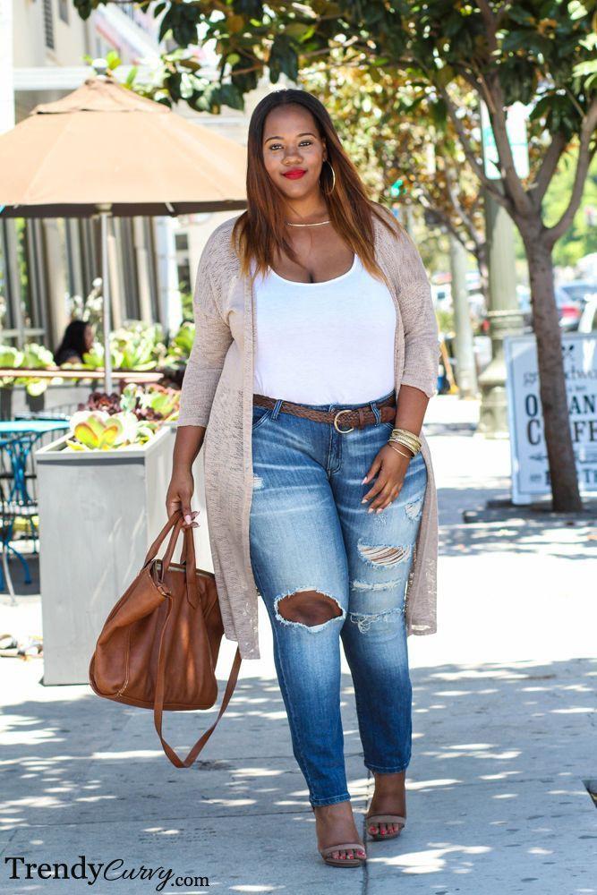 Plus size summer fashion, Plus-size clothing