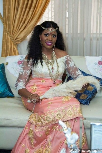 Nigerian Dresses For Nigerian Brides, African Dress, Folk costume