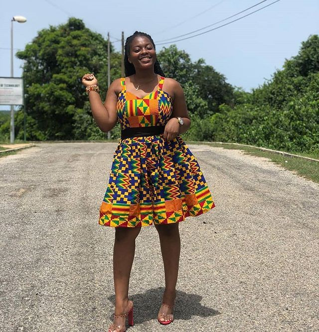 Best Ankara Gown Styles, African Print Dress, African wax prints