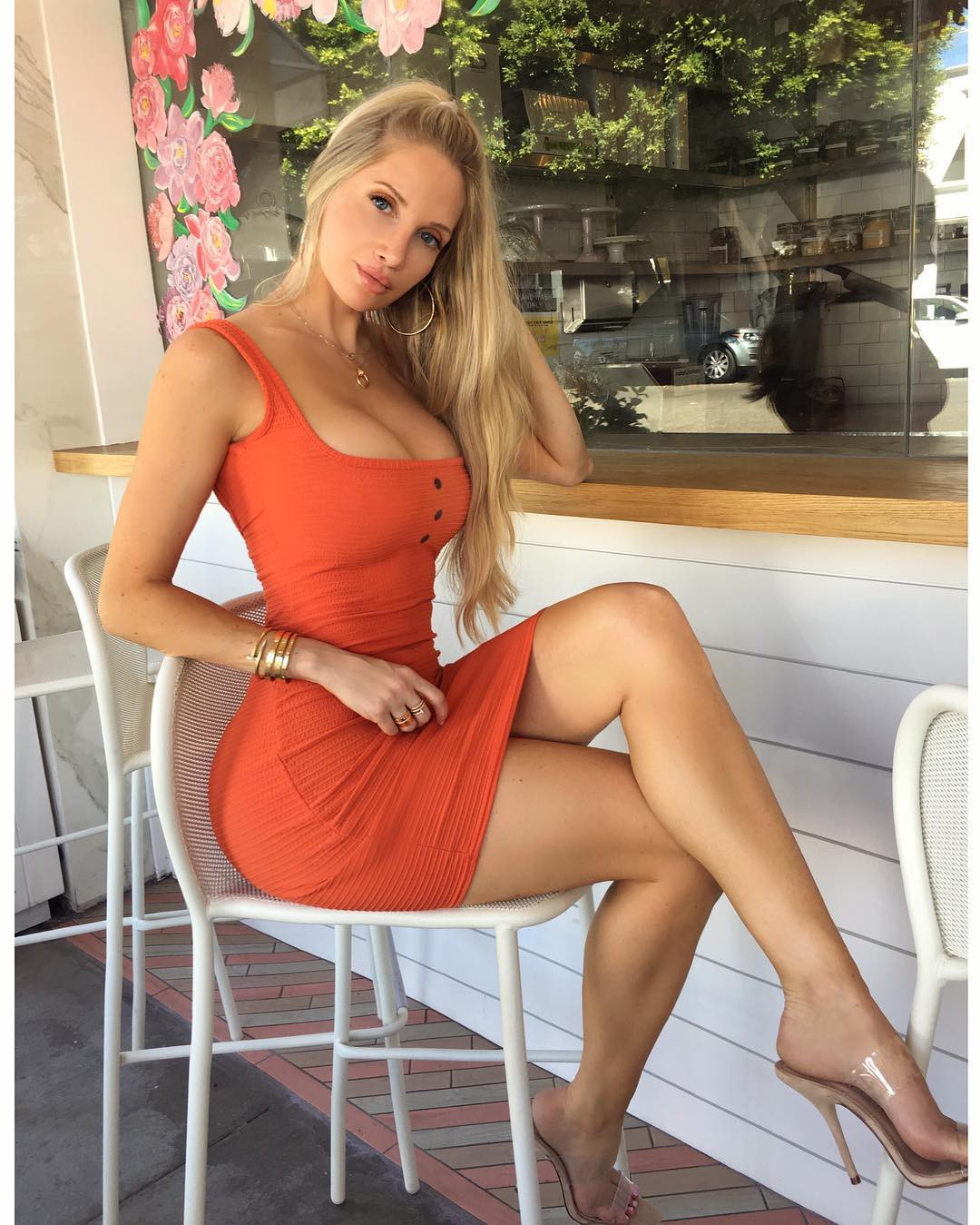 Well liked amanda lee legs, Christie Brinkley
