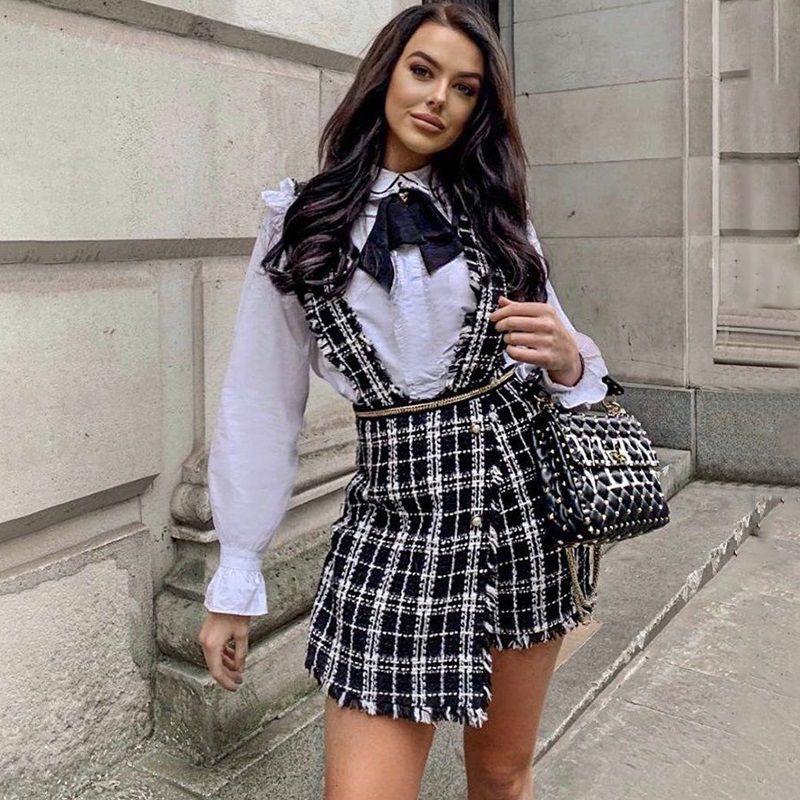 Outfit With Mini Skirt, High Waist Skirt, Casual wear