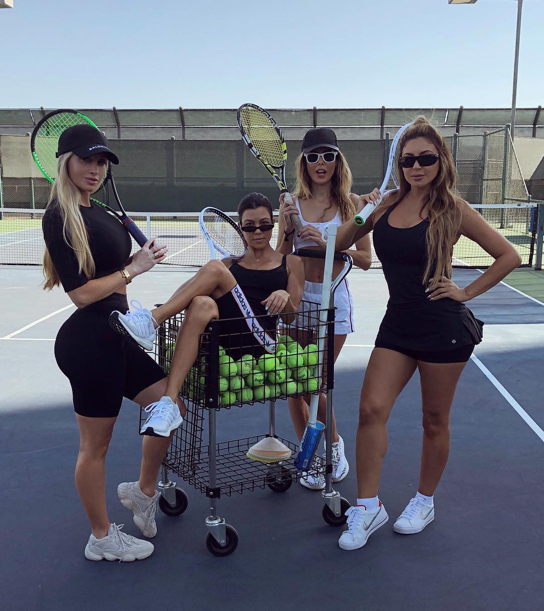 Amanda Lee Hot Photos, Kourtney Kardashian, Tennis shots
