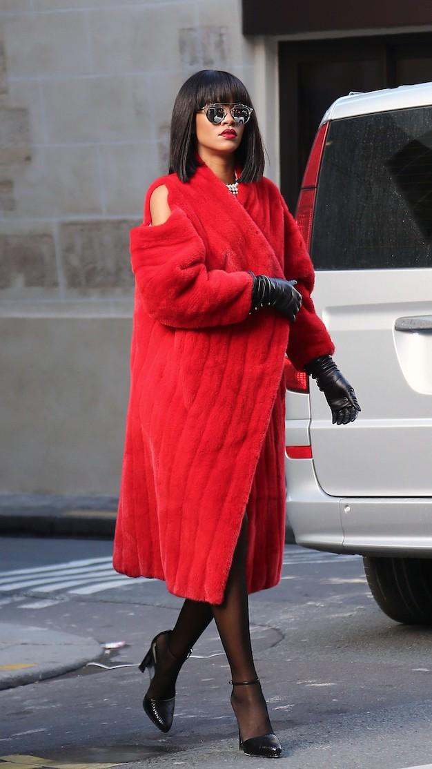 Try these rihanna luxury style, Street fashion