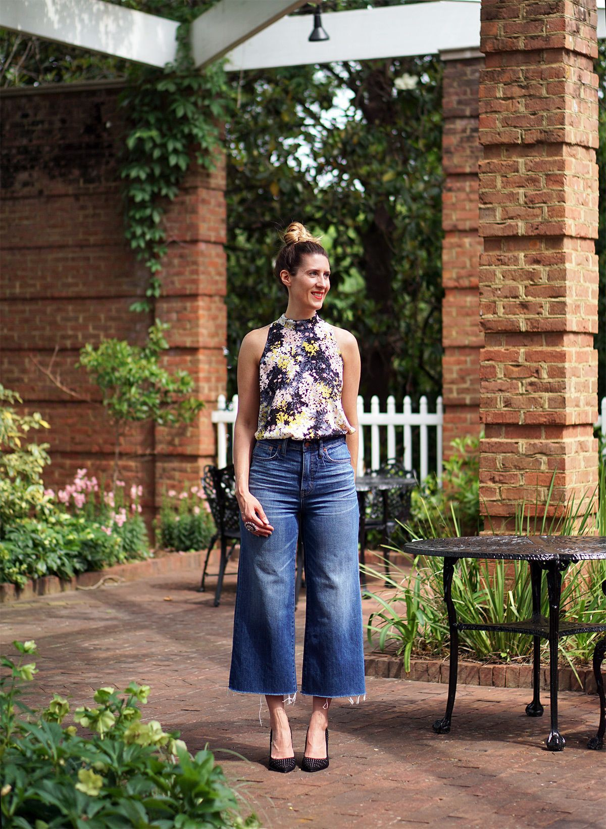 Terrific daily tips for wear denim culottes, Casual wear