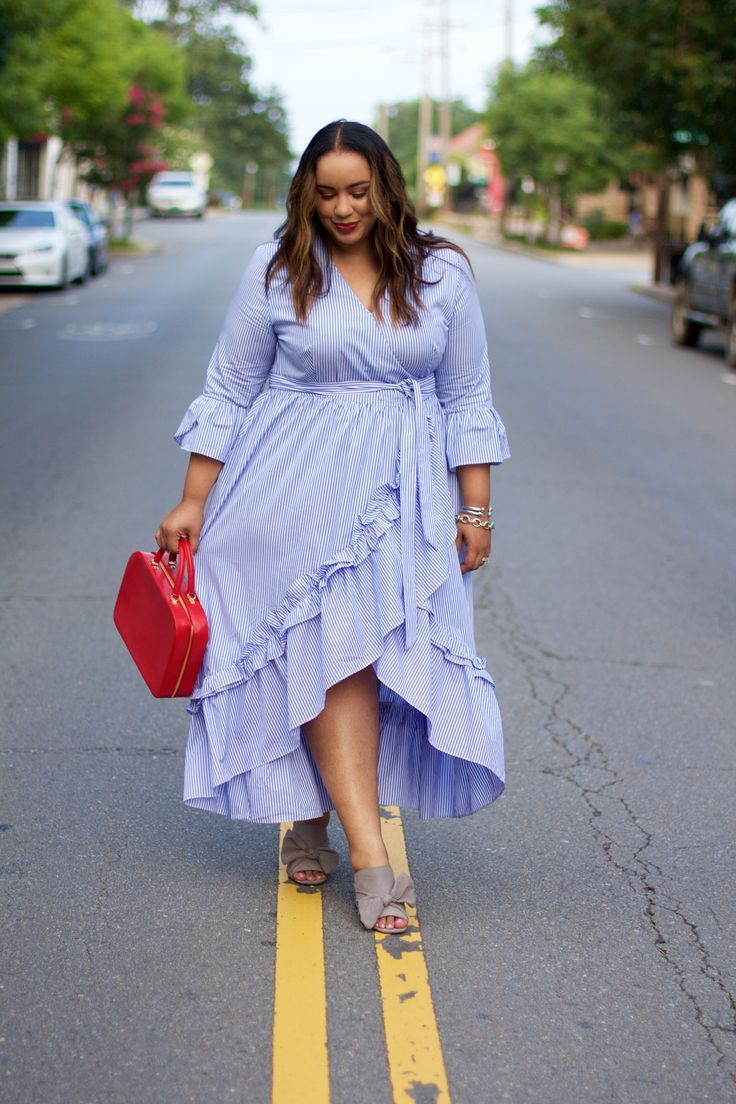 Plus size outfit ideas for summer