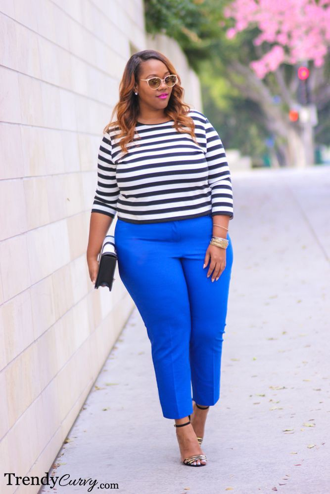 Just adorable ideas for trendy curvy, The Fashion Bomb
