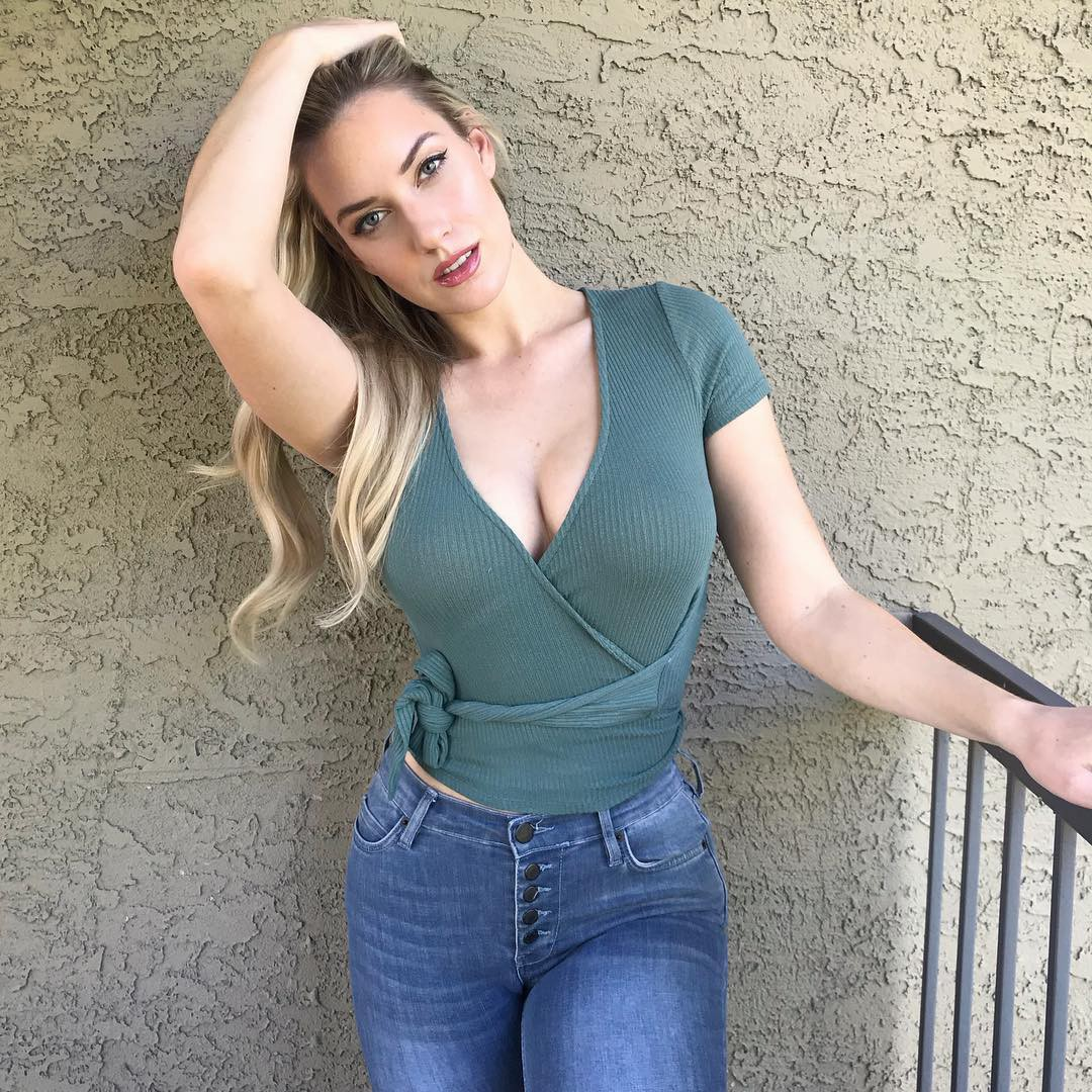 Wonderful tips for paige spiranac jeans