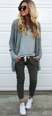 Casual comfy fall outfits, Casual wear