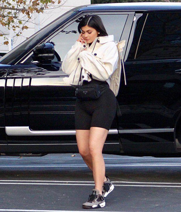 Kylie jenner after birth, Kylie Jenner