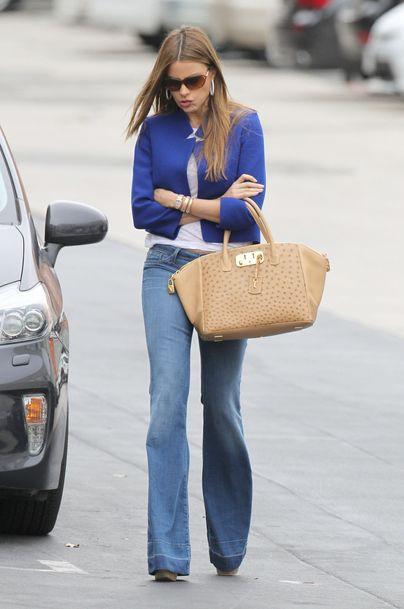 Comment porter un jean bootcut femme