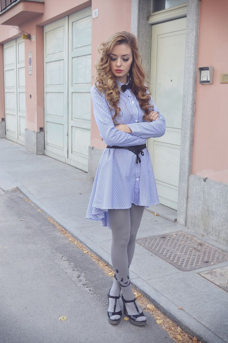 Dresses With Tights
