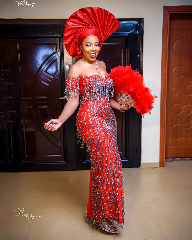 Nigerian Dresses For Nigerian Brides