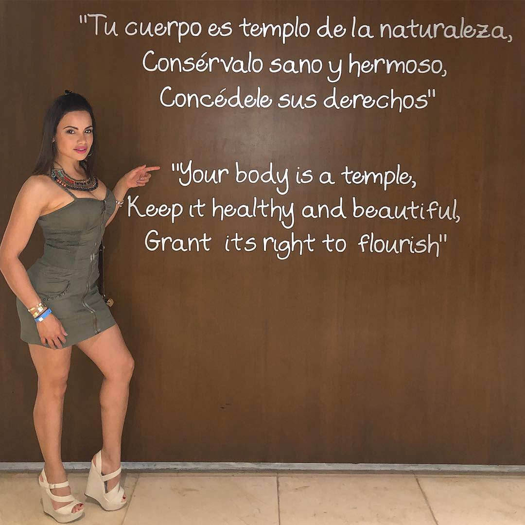 Simple Samantha Sepulveda Instagram, Right to Flourish, Playa del Carmen