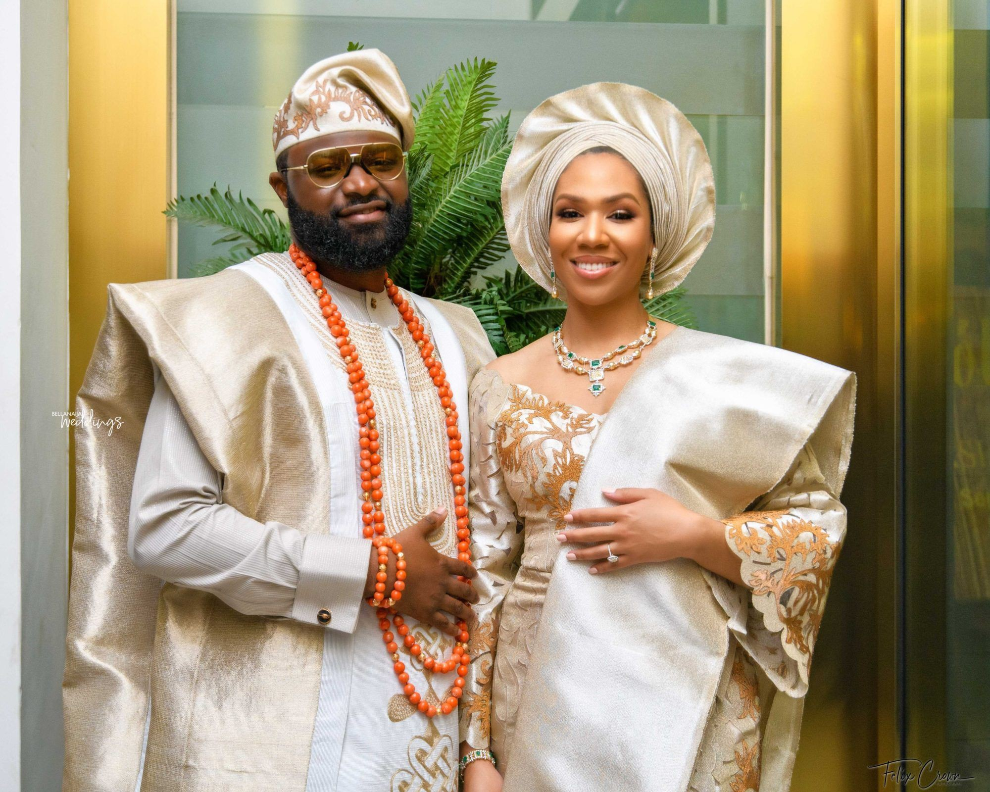 Nigerian Dresses For Nigerian Brides, Wedding reception, Edo people