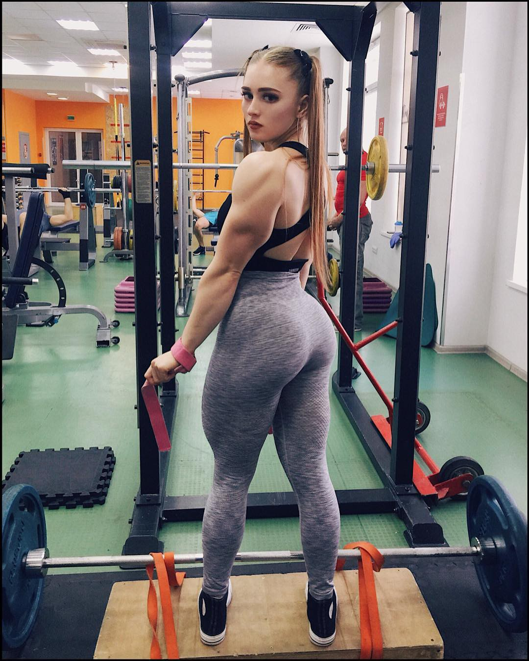 Nice to see these julia vins, Fitness Centre