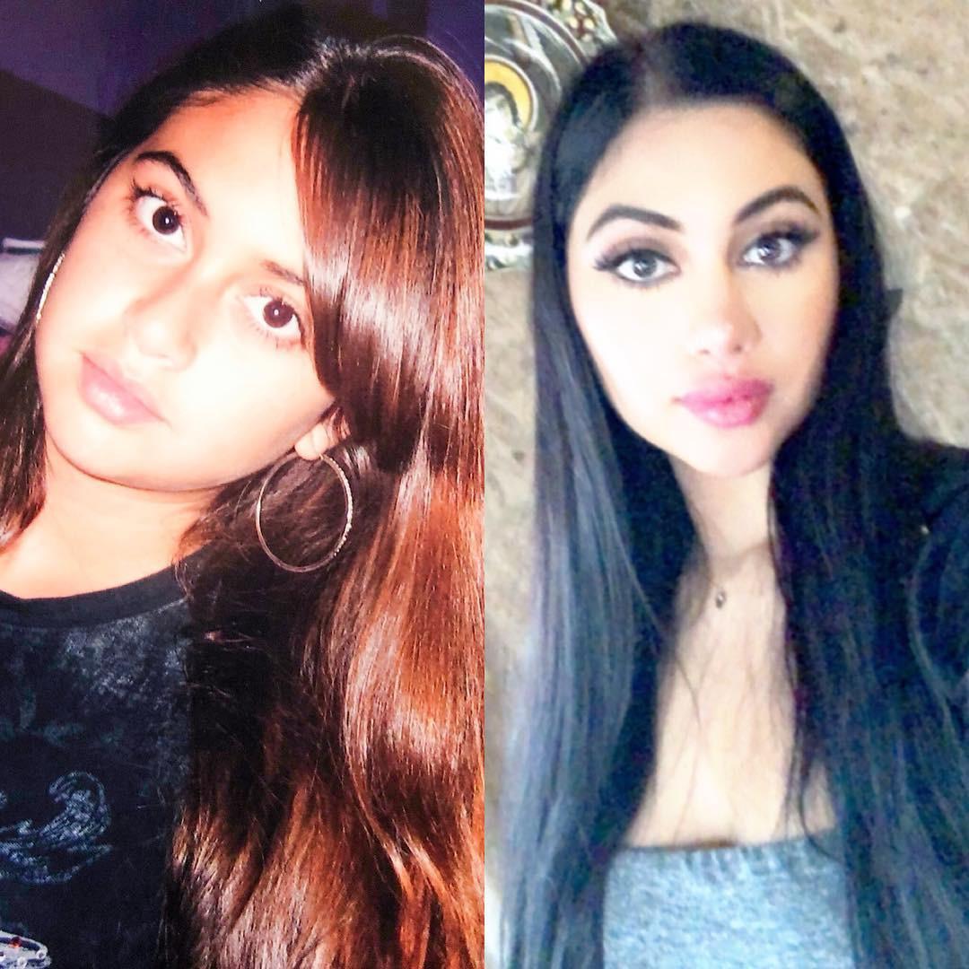 Jailyne Ojeda Ochoa Hot Pics, Human hair color, Hair coloring