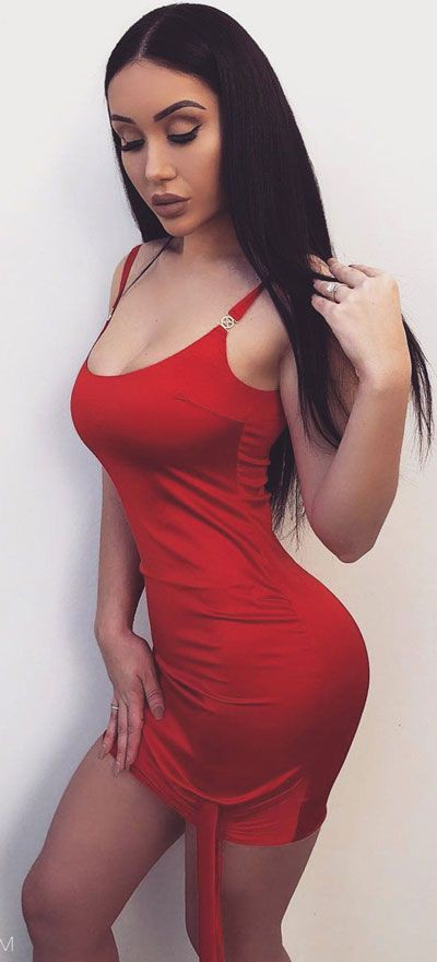 Women sexy for valentines day