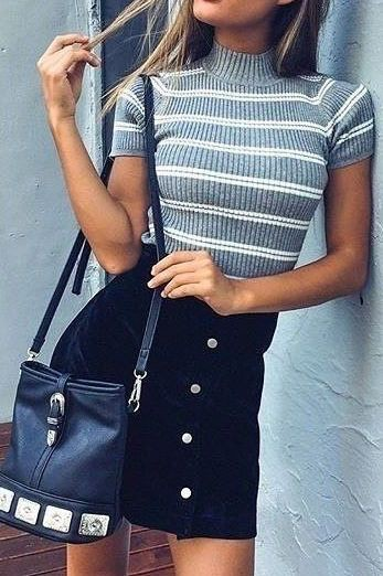 Summer pinterest short girl outfits