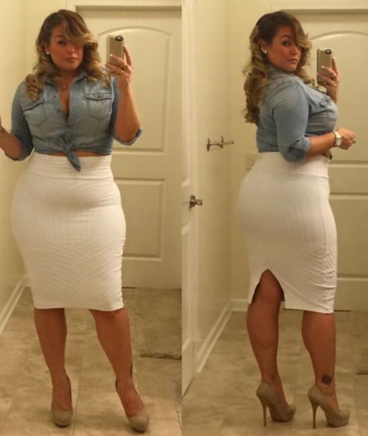 Plus size going out outfits