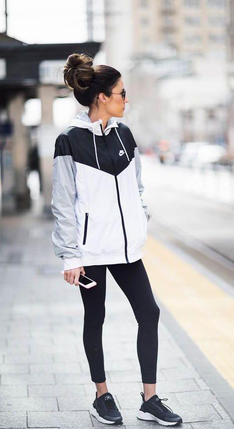 One of the most admired tenue nike, Nike Windbreaker