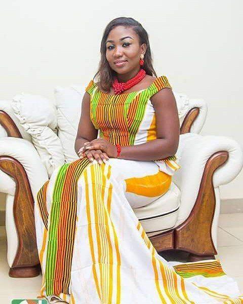 Kente dresses for wedding, Kente cloth