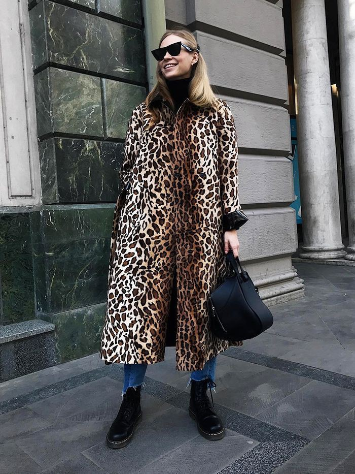 One of the most admired leopard coat, Animal print