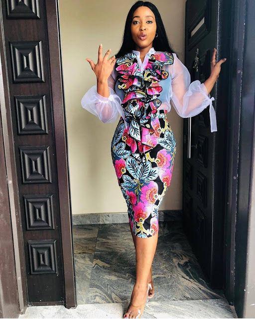 Latest style aso ebi for 2019