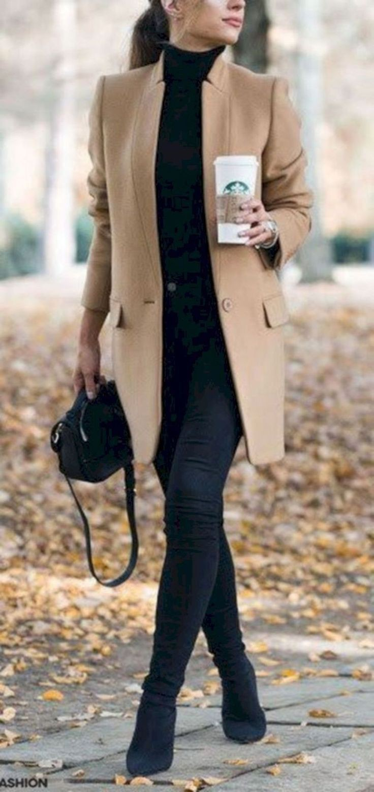 Designers just love these winter work outfits 2019, Winter clothing