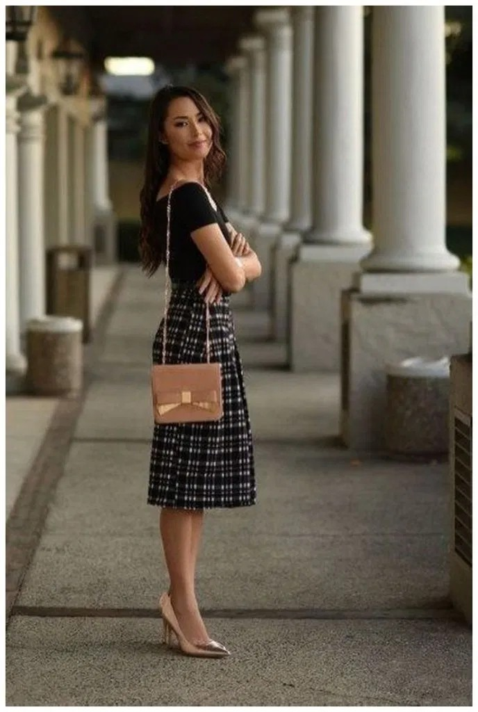 Most liked and admired feminine style, Street fashion
