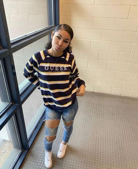 baddie cute outfits for high school  black swag clothing