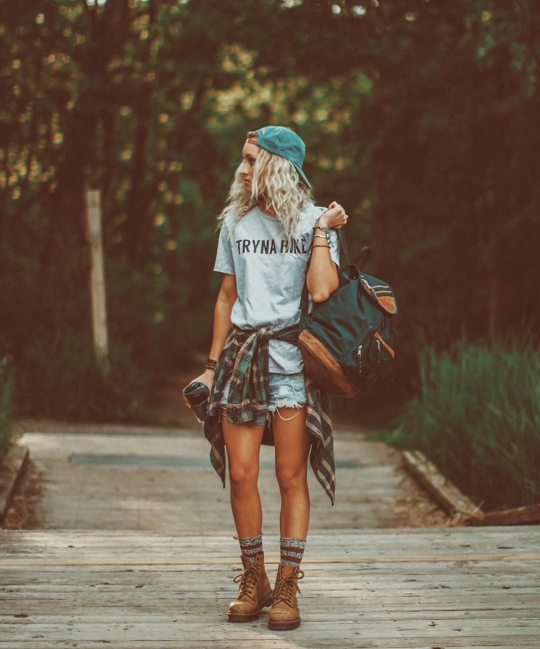 Summer camping outfit ideas, Hiking apparel