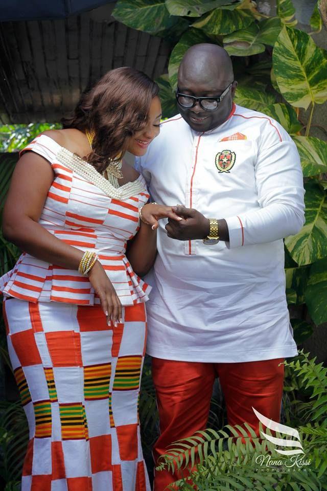Latest Senator Styles For Couples, Kente cloth, Aso ebi