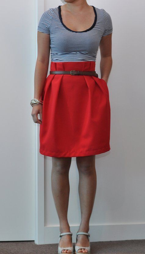 Powerful tips for day dress, Paper clothing