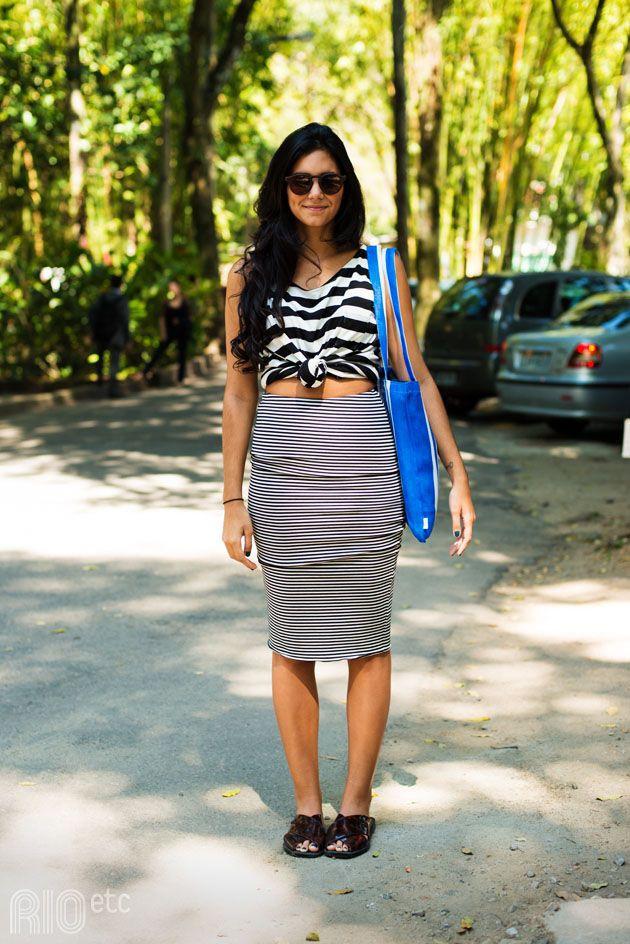 Skirt Outfits For College, Saia Lápis, Dress To