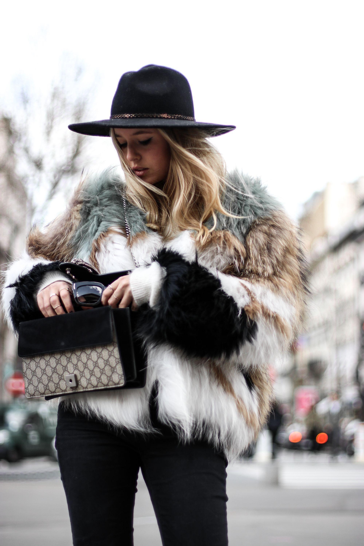 Find these fur clothing, Manteau de fourrure