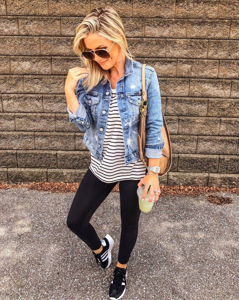 Designers just love these Jean jacket, Denim skirt