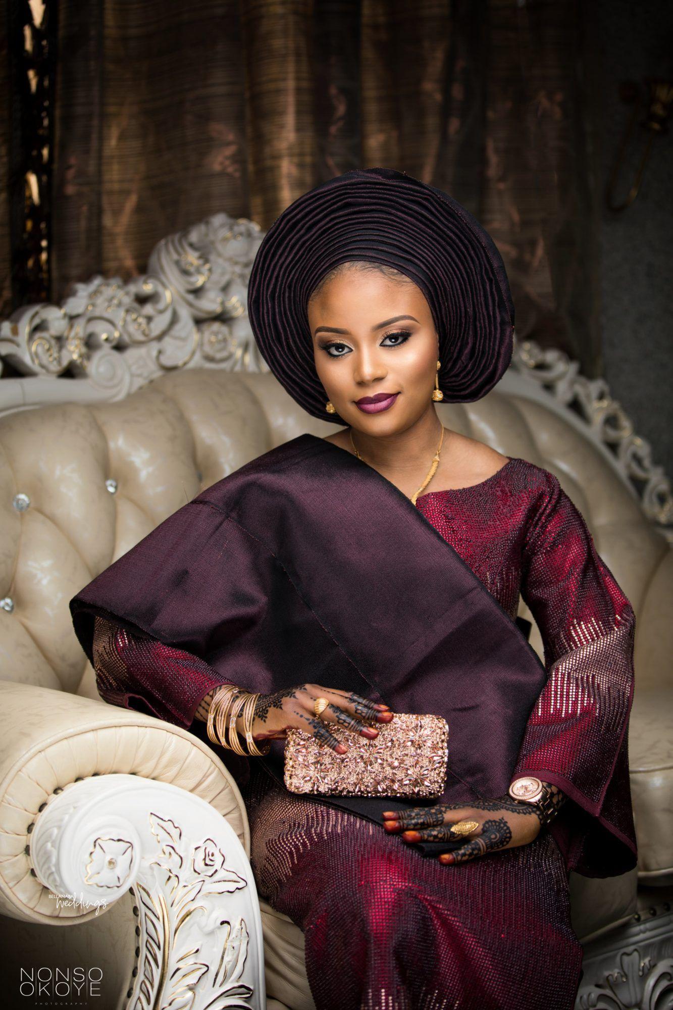 Nigerian Dresses For Nigerian Brides, Beauty.m
