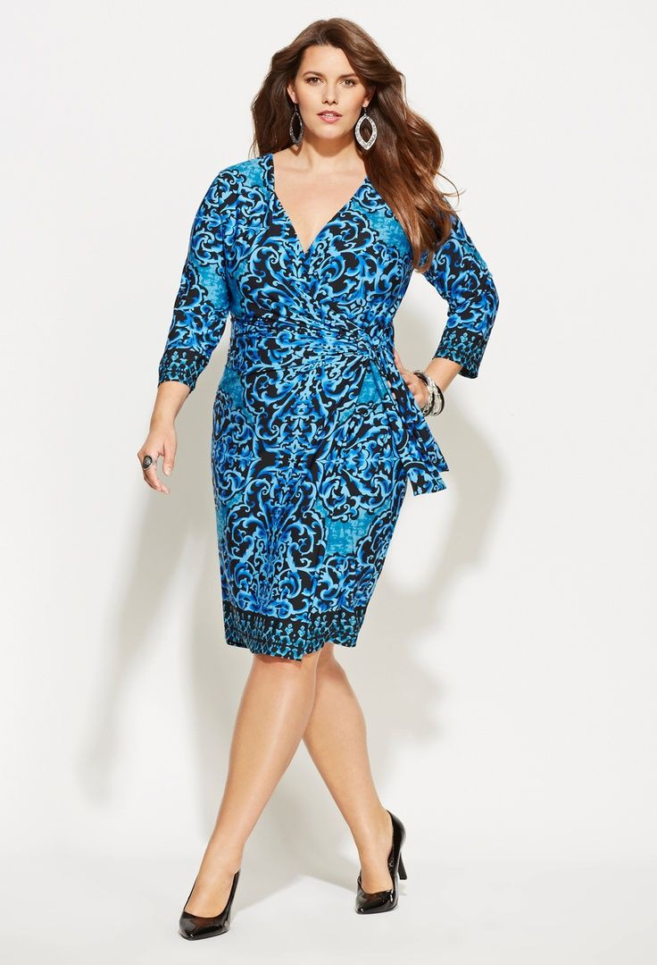 Absolutely great! You must see these day dress, Plus-size clothing