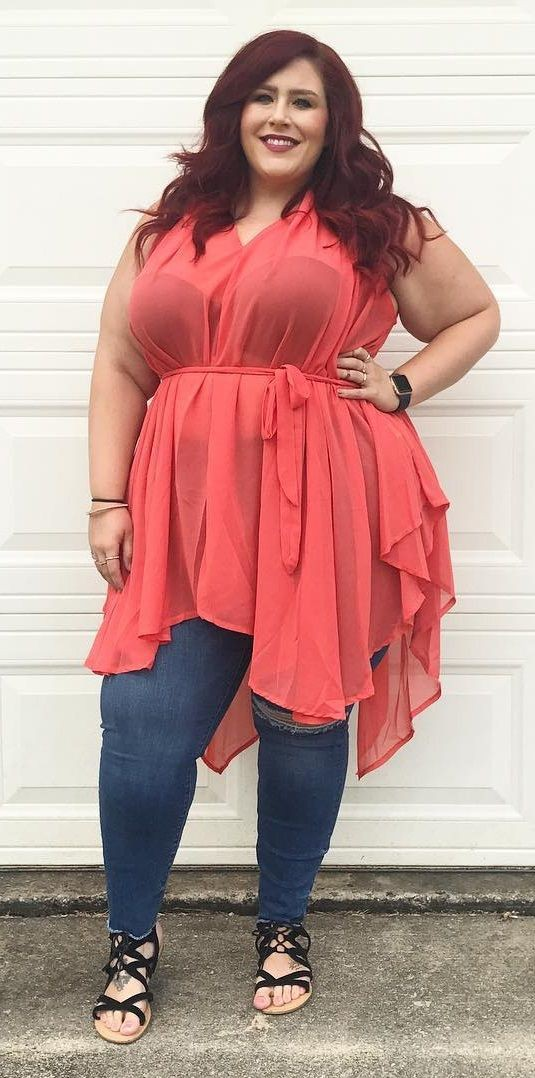 Plus size fall outfit ideas 2018