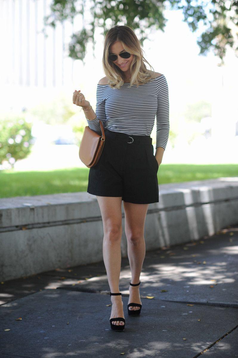 Not so short shorts, Bermuda shorts
