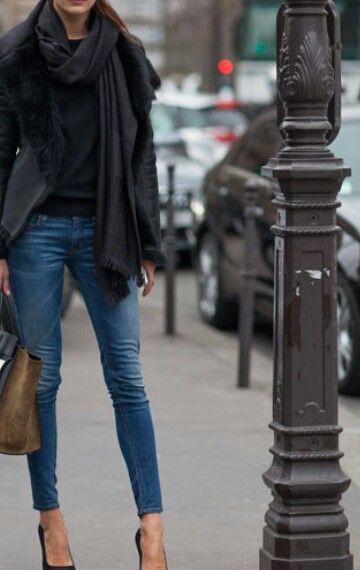Paris street style autumn, Street fashion