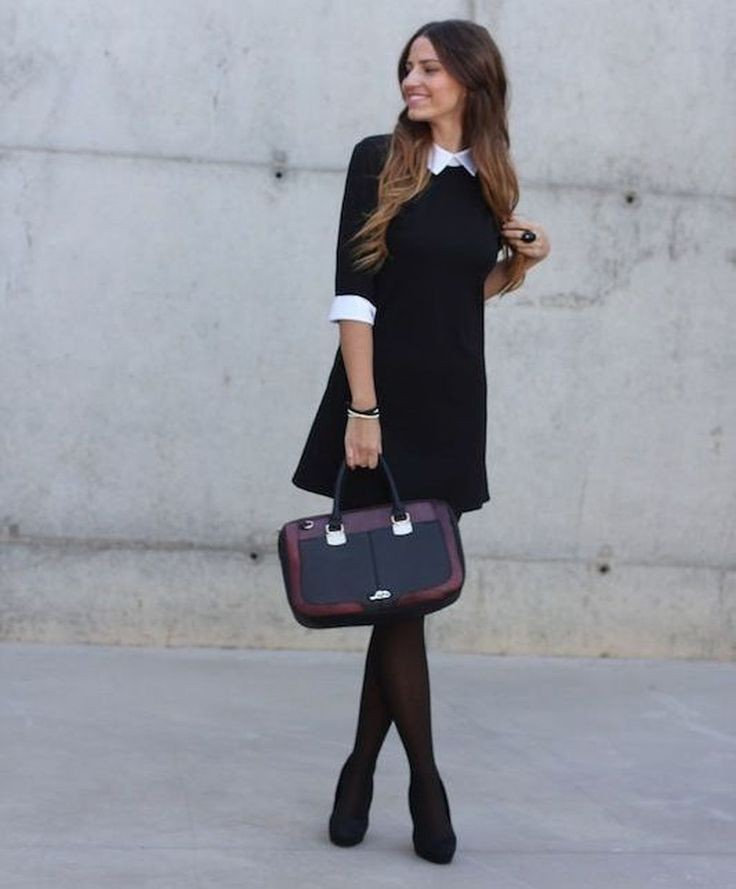 You can't avoid these little black dress, Casual wear