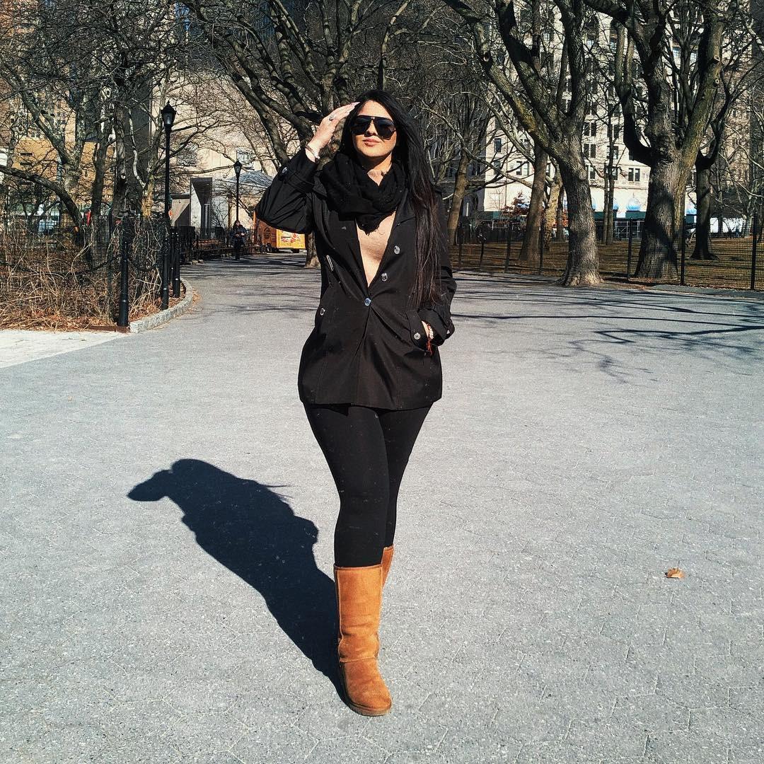 Graciela Montes Model, Graciela Montes, Photo caption